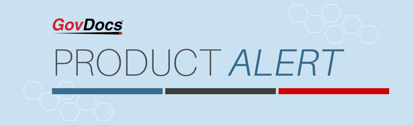 Product Alert