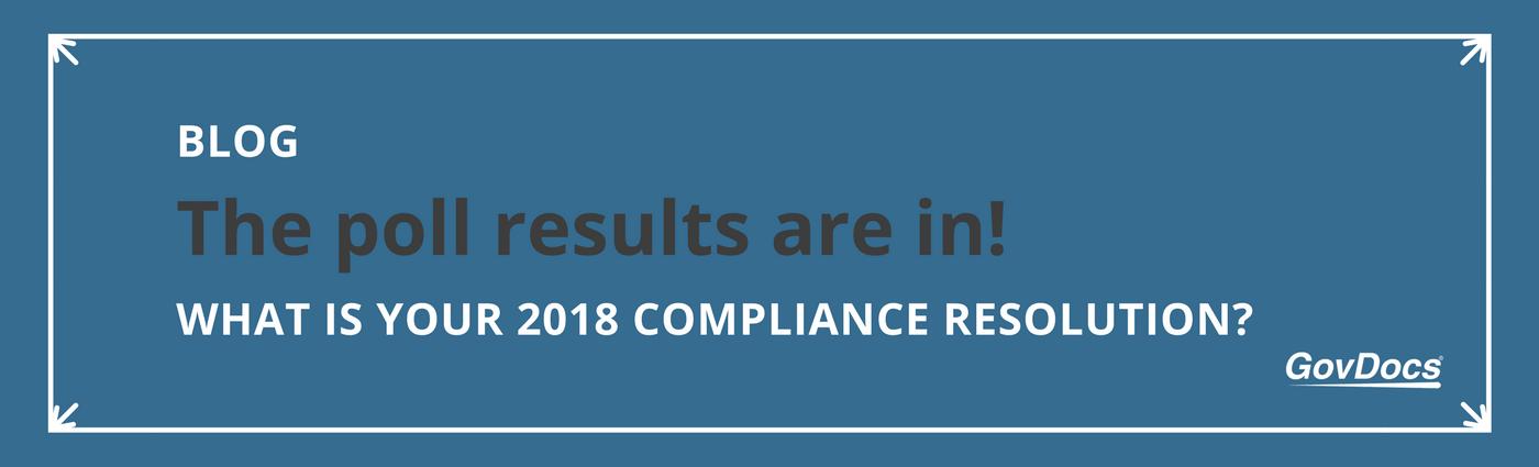 Compliance Resolution