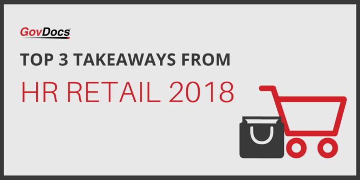 top 3 takeaways from HR Retail