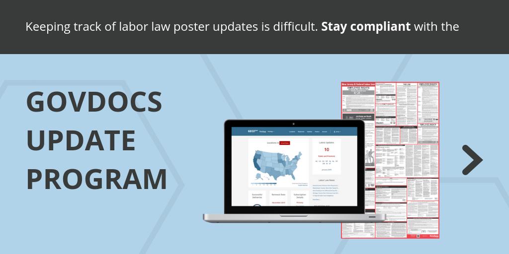 Labor Law Poster Vendor