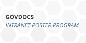 Intranet Poster Program