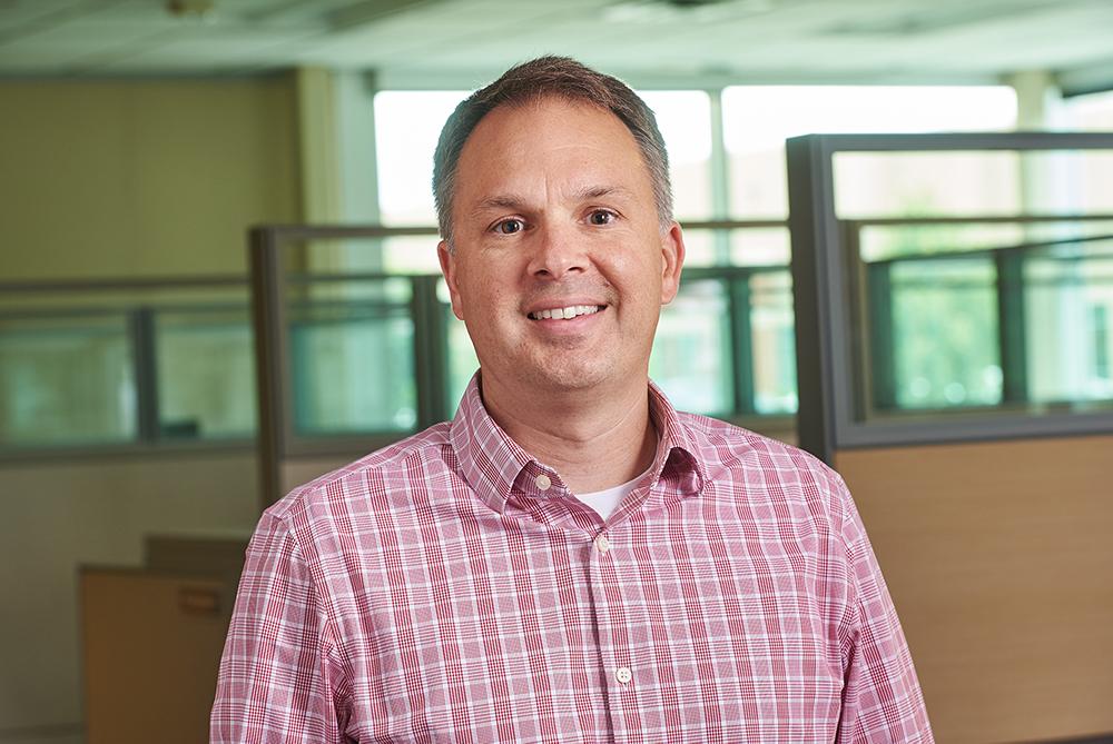 GovDocs founder Zach Stabenow.