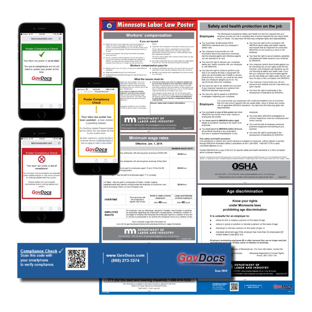 GovDocs Compliance Check