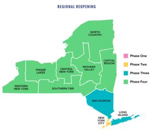 New York Reopening Plan
