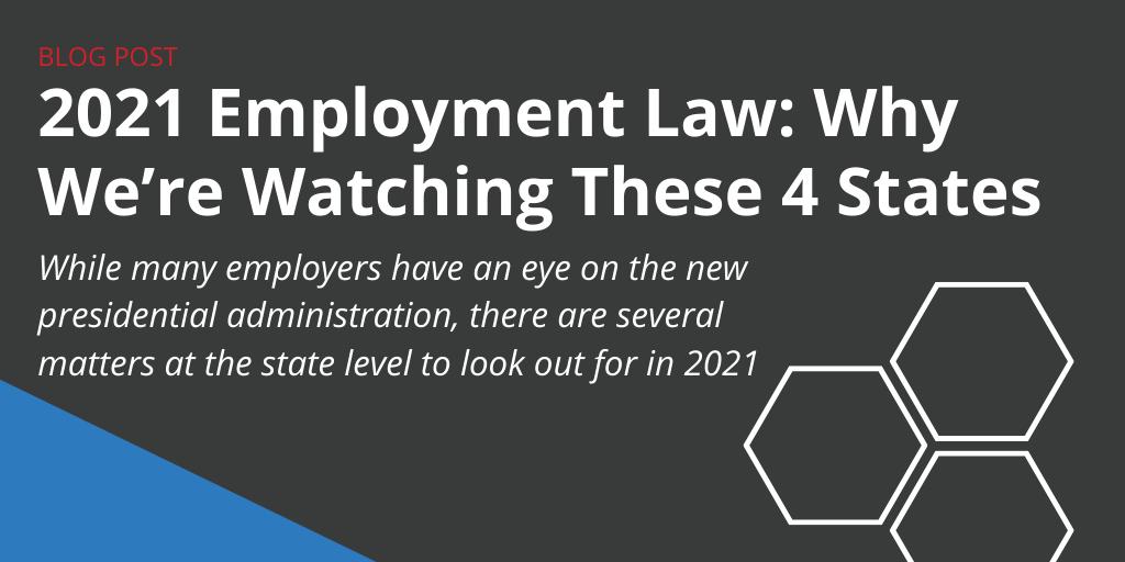 2021 Employment Law