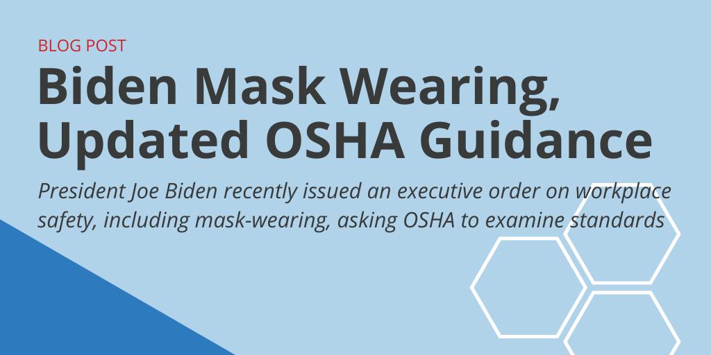 Biden Masks OSHA