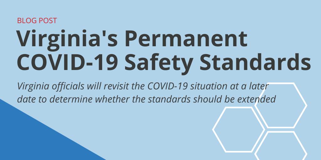 Virginia COVID Standards