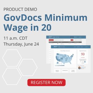 minimum wage rate management solution