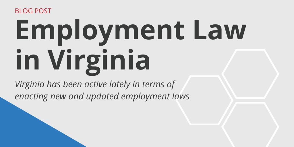 Virginia Employment Law
