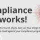 Compliance Fireworks