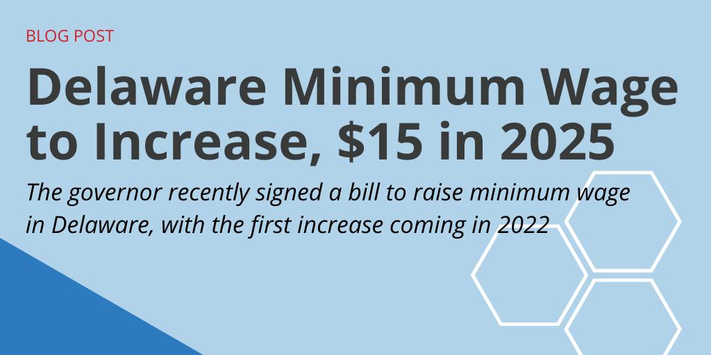 Delaware Minimum Wage