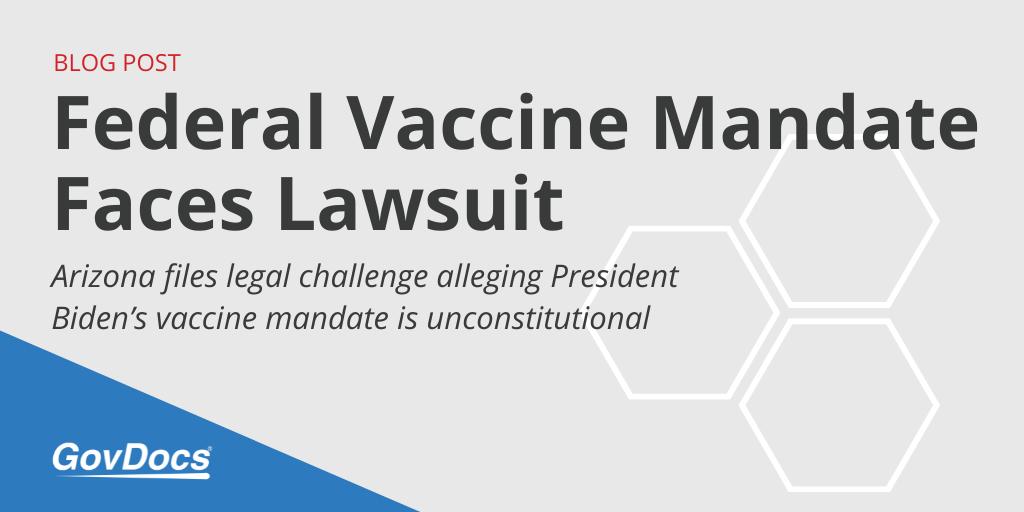 Vaccine Mandate Lawsuit
